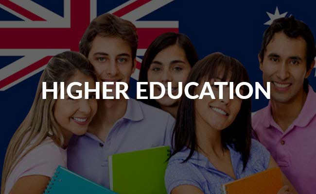 Higher Education Consultants
